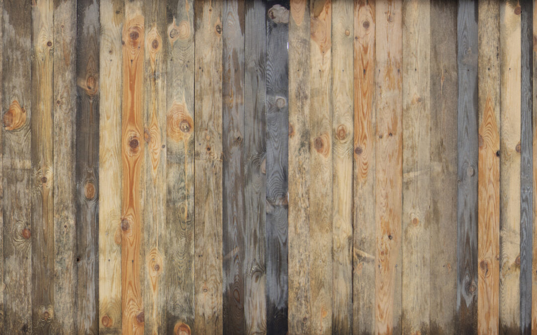 Fall in Love with Reclaimed Lumber Walls