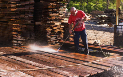 What it Takes – 6 Steps To Preparing Reclaimed Lumber